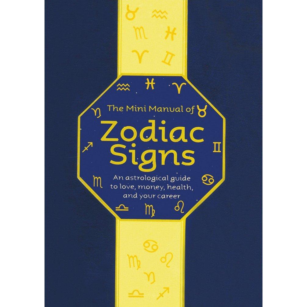 Read Online The Mini Manual of Zodiac Signs PDF