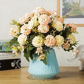 Wang Shunlida Blume Europaische Seide Anzug Dekoration Wohnzimmer