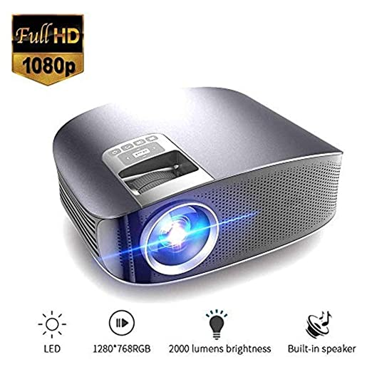 PNPSBT3 Mini proyectores Proyector de Video LED, Mini proyector de ...