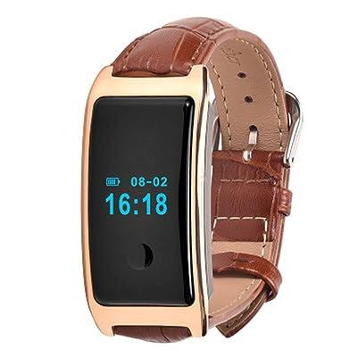 Étape sportive, bracelet intelligent, écran tactile USB charge USB, bracelet Bluetooth, pression de la pression, surveillance, silicone, poignet