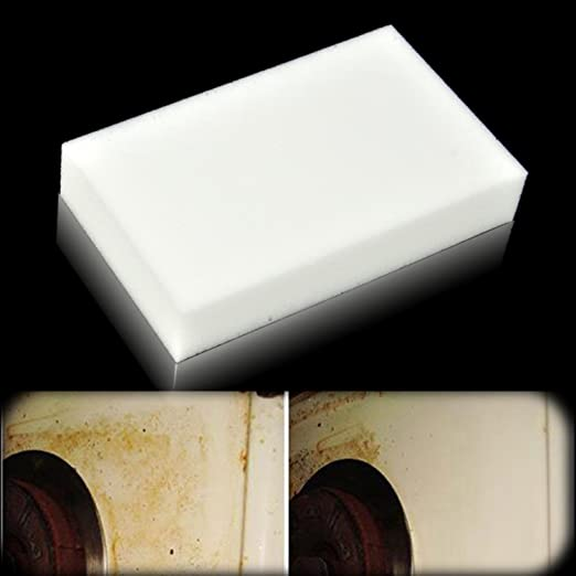 Baoer 100Pcs/lot Eraser Magic Melamine Cleaning Sponge 10x6x2CM