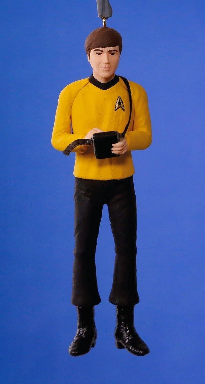 Ensign Pavel Chekov 2016 Hallmark Star Trek Legends Ornament USS Enterprise Kirk