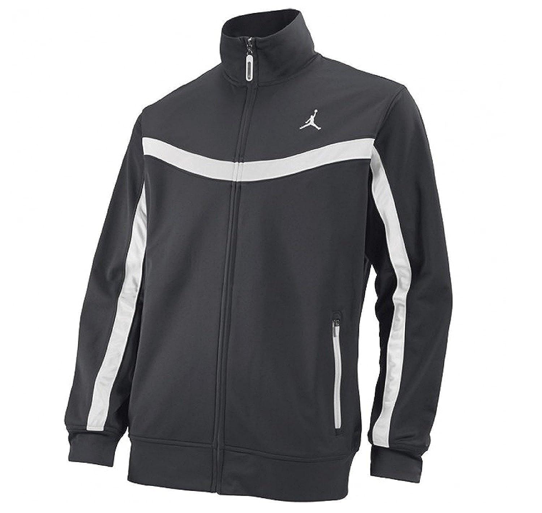 fa988c429 Nike Men's Jordan Warm-Up Jacket 509155-060 at Amazon Men's Clothing store: