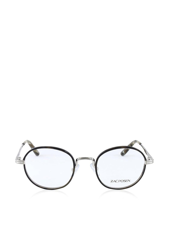 Zac Posen AMBASSADOR Olive Horn Eyeglasses Size47-21-140.00