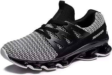 Hombre Mujer Zapatillas de Correr Asfalto Aire Libre Running para Zapatos Deportes Gimnasia Deportes Calzado: Amazon.es: Zapatos y complementos
