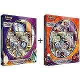 Pokemon TCG: Ultra Beasts Premium Collection - Pheromosa-GX & Buzzwole-GX