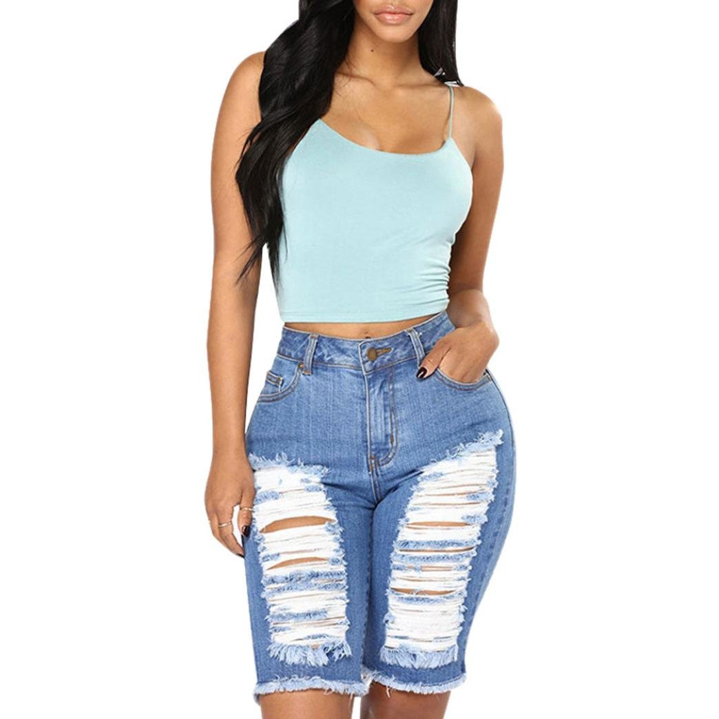 Jeans Sincere Ripped Hole Fringe Denim Shorts Women Casual Pocket Jeans Shorts 2019 Summer Female Wide Leg Hot Shorts Button Attractive Designs;