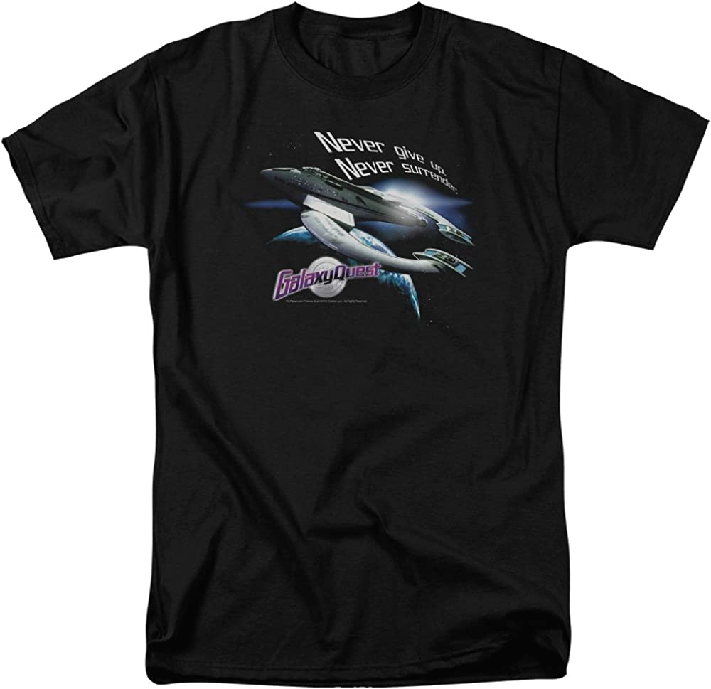 Mens Sci-Fi T-Shirt Aliens Film Distressed Nostromo Retro Alien Movie