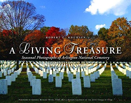 National Living Treasures (A Living Treasure: Seasonal Photographs of Arlington National Cemetery)