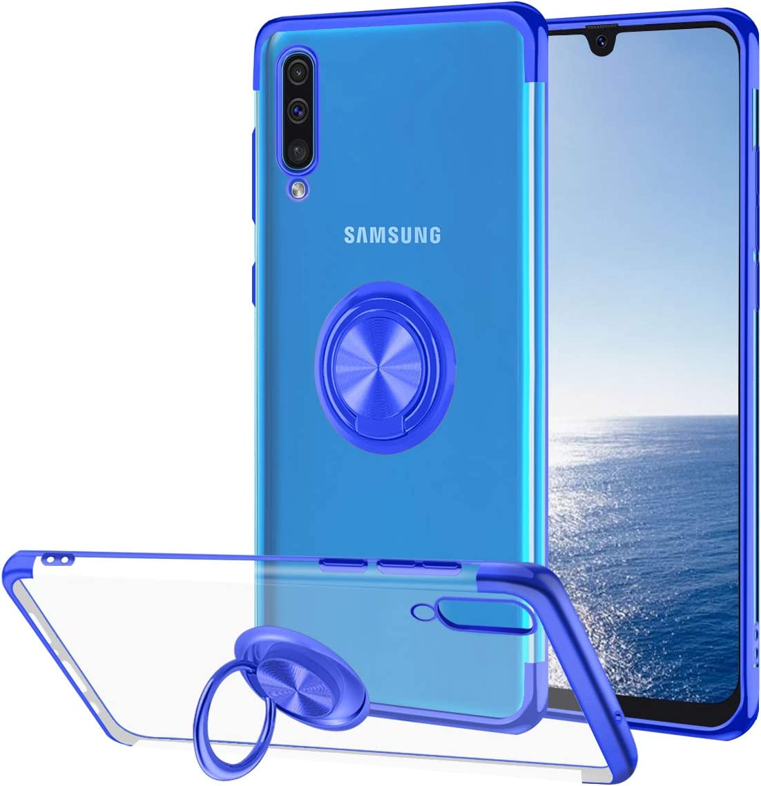 Funda para Samsung Galaxy A50 6.4-D8MD