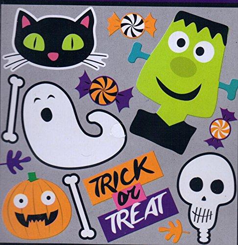 Halloween Refrigerator Magnet (Trick or Treat)