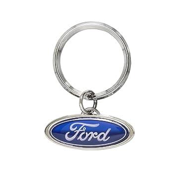 Ford Logo Metal cadena de clave, clave encanto, llavero por ...