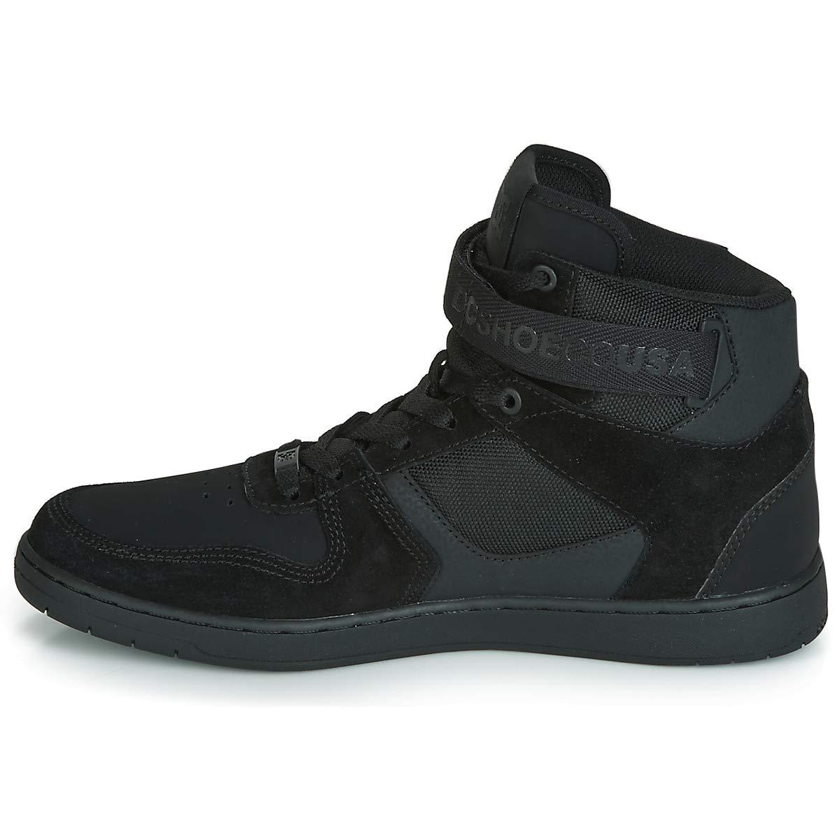 DC scarpe Pensford, Scarpe da Skateboard Uomo Uomo Uomo B07MBQV5C4 48.5 EU Nero Nero Nero   Superficie facile da pulire    Intelligente e pratico    Adatto per il colore    Materiali Selezionati Con Cura    Ultima Tecnologia    Lussureggiante In Design  538975