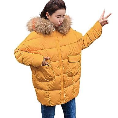 Damen dick Outwear, Quaan Baumwolle gepolstert Jacken Tasche