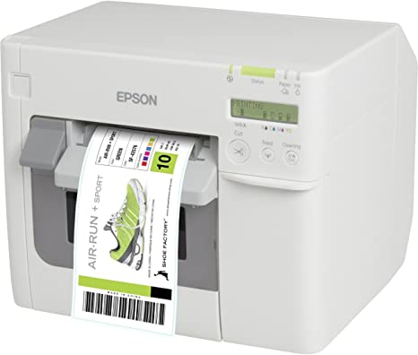 Amazon.com: Epson TM-C3500, impresora de chorro de tinta de ...