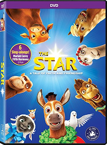 THE STAR DVD MOVIE 2017