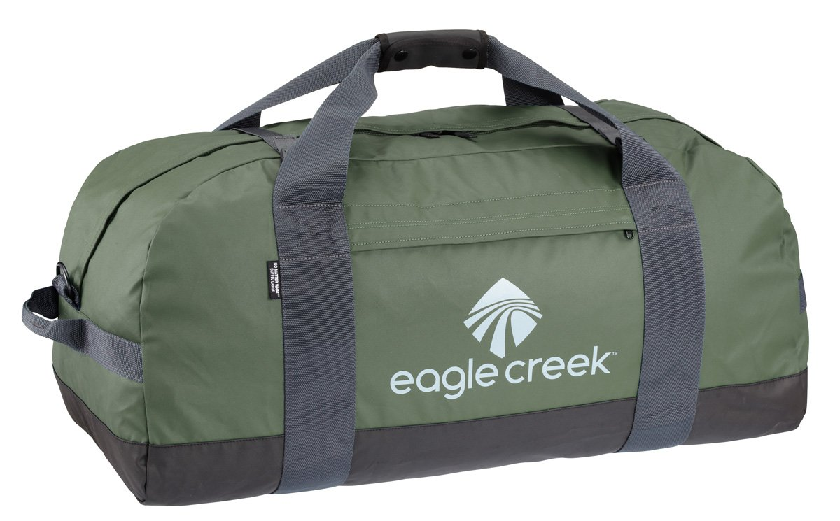 Eagle Creek Travel Gear No Matter What Flashpoint Large Duffel, Olive, One Size