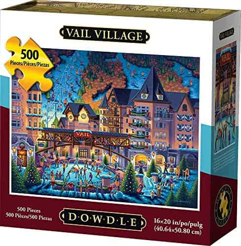 Shopping Serious Shops - 500 Piece - Arts - 3 Stars & Up
