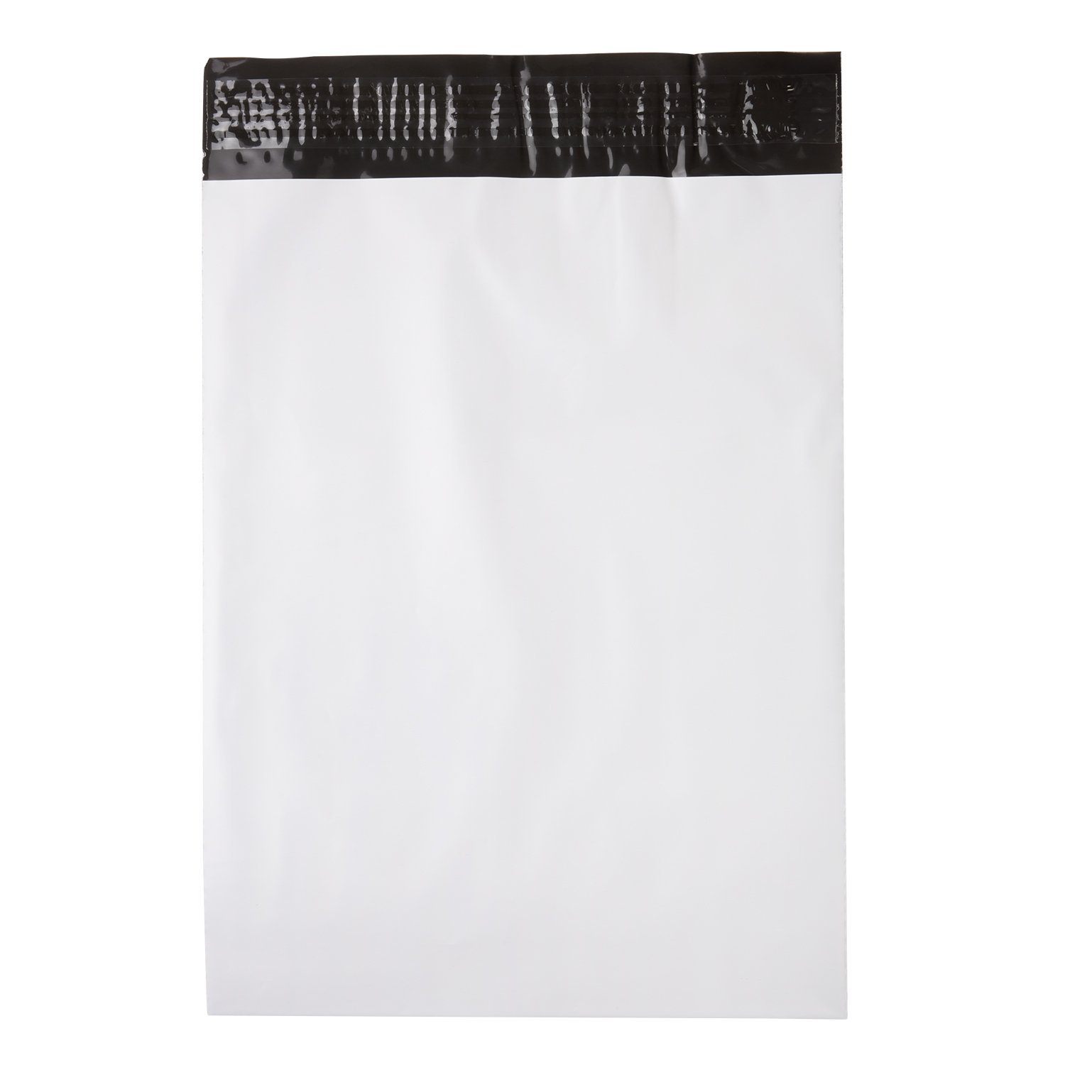 Owlpack Poly Mailer Security Bags, Self Seal, 2.5 Mil Plastic Envelopes for Shipping & Packaging(10 x 13 Inches, Pack of 100)