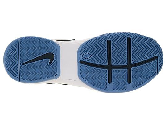 new styles 81b8d 37580 Nike Women s Air Vapor Advantage Blue Tint Obsidian Chalk Blue Tennis Shoe  8 Women US  Amazon.ca  Shoes   Handbags
