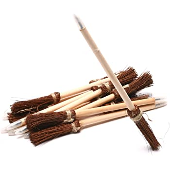 Amazon.com: Witches Broom Pens - 24 ct: Toys & Games