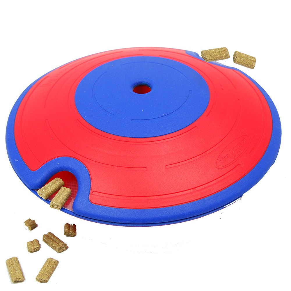 Large Nina Ottosson by Outward Hound 41051 Dog Treat Maze Interactive Puzzle Mental Stimulation Brain Game for Dogs,