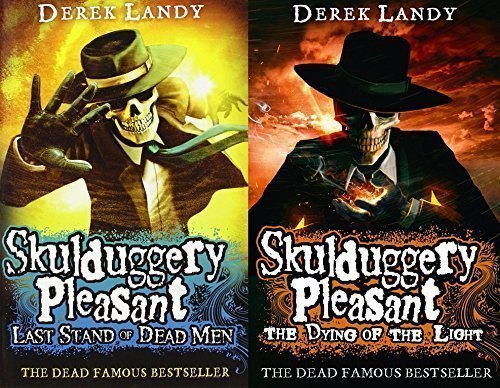 Read Online Skulduggery Pleasant Books 8 & 9: Last Stand of Dead Men & The Dying of the Light (2 Books) pdf