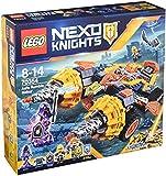 LEGO - 70354 - Nexo Knights - Jeu de Construction - La foreuse d'Axl