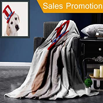 Astounding Amazon Com Somisi Unique Custom Flannel Blankets 4Th Of Pabps2019 Chair Design Images Pabps2019Com