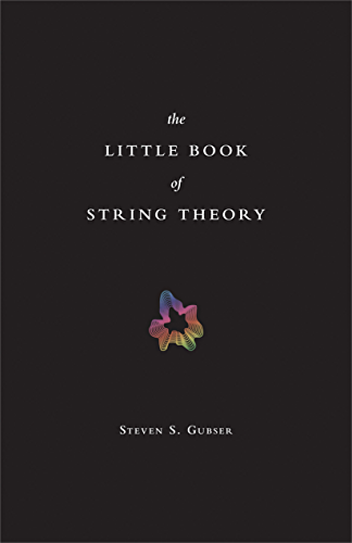 The Little Book of String Theory (Science Essentials) (English Edition)