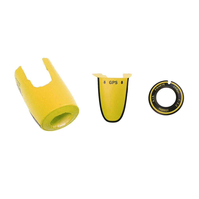 BEBOP DRONE - EPP Nose Yellow Parrot PF070109