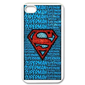 Cell Phone case Superman Cover Custom Case For iPhone 4,4S MK9R443350