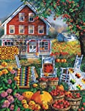 : White Mountain Puzzles Autumn Quilts