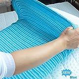 ブルーブラッド専用ストレッチピローカバー BlueBlood Tube 枕カバー まくらカバー パイル 円筒形
