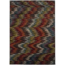 "Oriental Weavers  Emerson 4776A Indoor Area Rug 7'10"" X 10'"