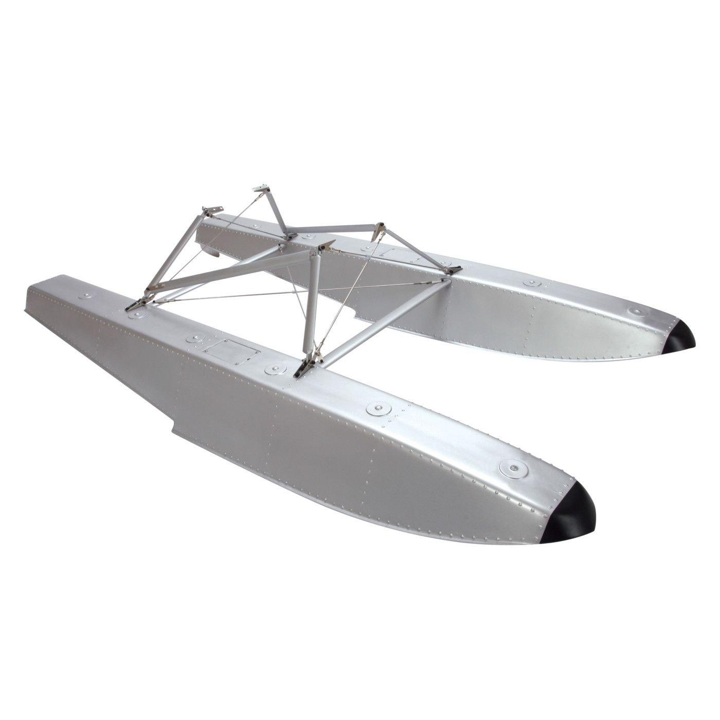 Hangar 9 Schwimmersatz : 1/4 J-3 Cub ARF
