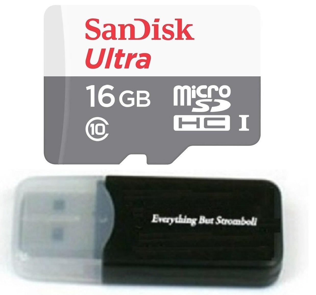 Sandisk Micro SDXC Ultra MicroSD TF Flash Memory