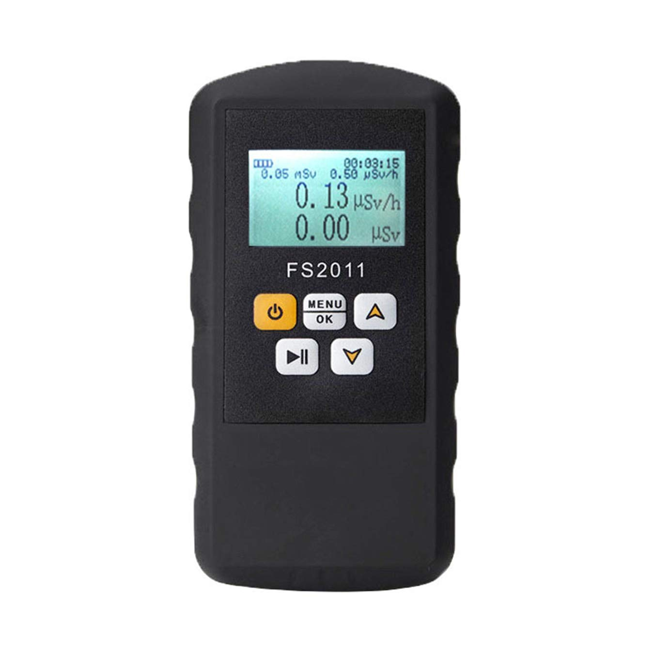 Operation Instruction Manual of FS2011 Individual Dosage Alarm Device