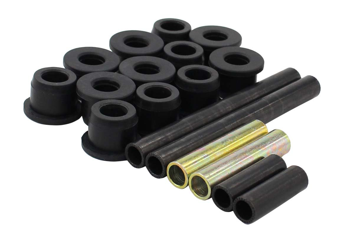 Bushing Kit Front Lower Spring & Front Upper A-Arm Susp For Club Car Precedent