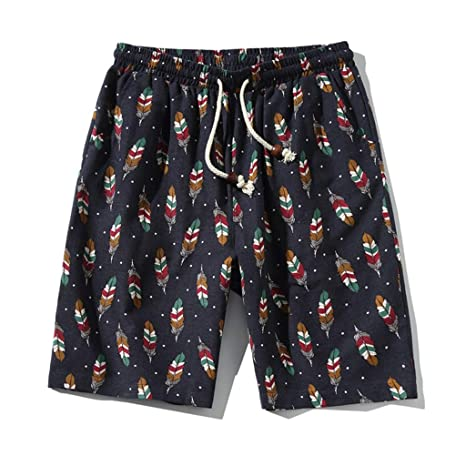 Amazon.com: Cianjue - Bañador para hombre, diseño de rayas ...