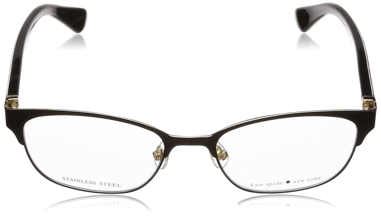 Eyeglasses Kate Spade Diandra 0INA Dmnfbr Black