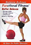 Functional Fitness: Better Balance Workout with Suzanne Andrews