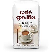 Gaviña Café Espresso, Whole Bean Coffee, 100% Arabica, 32 oz. Bag