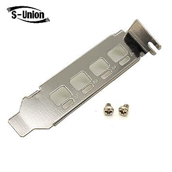 Amazon.com: S-Union - Soporte de perfil bajo para tarjeta ...
