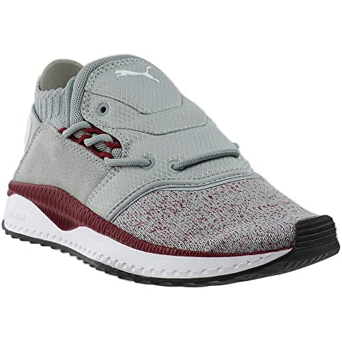5109fa552e51d3 PUMA Tsugi Shinsei Nocturnal Mens Gray Textile Athletic Training Shoes 9
