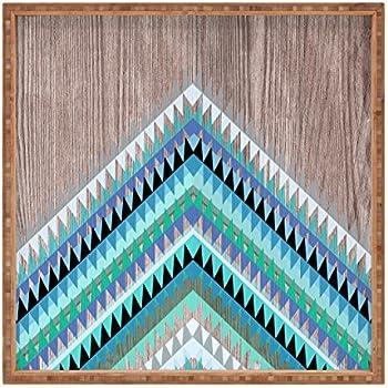 Deny Designs Iveta Abolina Frozen Dreams Indoor//Outdoor Rectangular Tray 17 x 22.5