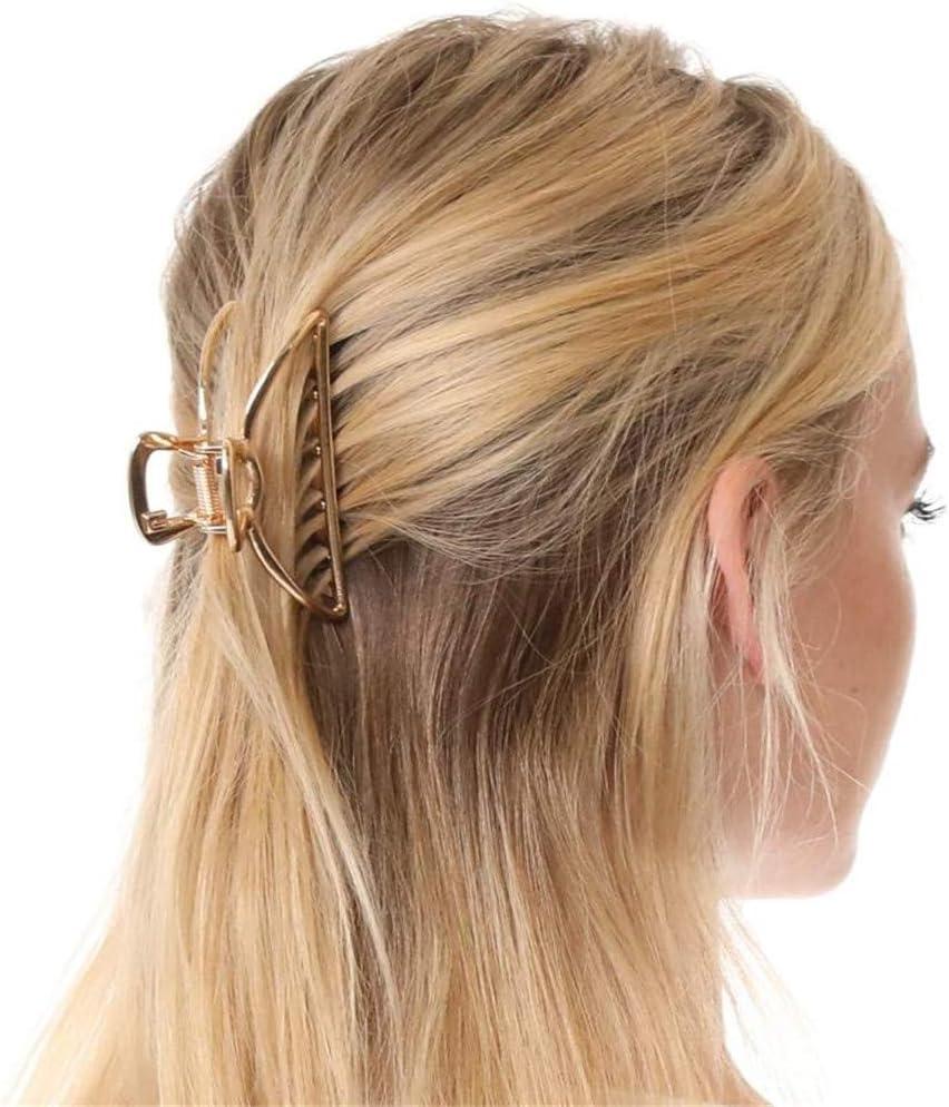 UK/_ WOMEN ACRYLIC CLAMP LARGE CLAW HAIR CLIP HAIRPIN HEADWEAR HAIR ACCESSORIES F