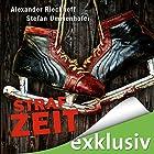 Strafzeit (Hubertus Hummel 1) Hörbuch von Alexander Rieckhoff, Stefan Ummenhofer Gesprochen von: Ulrich Blöcher