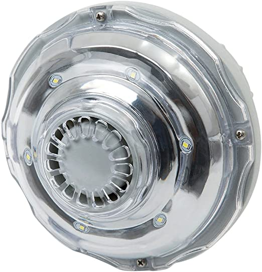 Intex 28692 - Luz led piscinas color blanca, conexión 38 mm y 1.5w ...