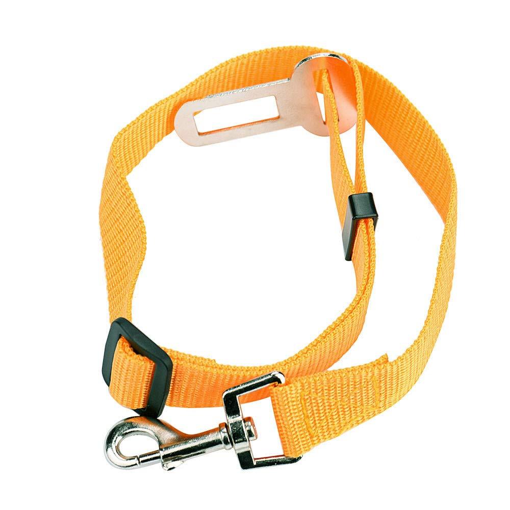 iLUGU Vehicle Car Seat Belt Seatbelt Lead Clip Pet Cat Dog Safety Yl